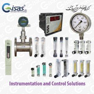 تجهیزات کنترل و ابزار دقیق آب و فاضلاب-فلومتر-گیج فشار-سختی سنج